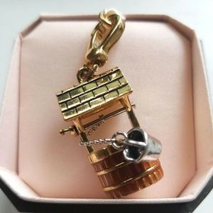 NWT JUICY COUTURE WISHING WELL CHARM